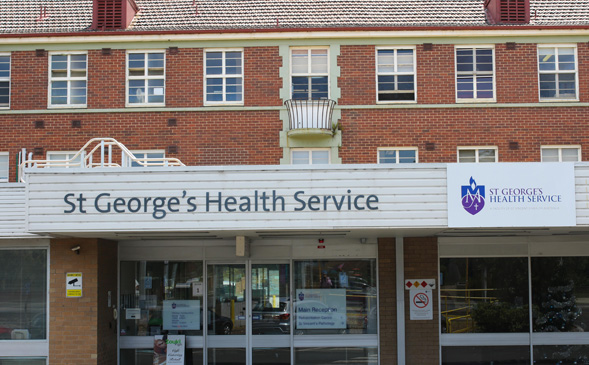 St-Georges-Health-Service