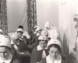 1953 c Nurses in the Preliminary Training School