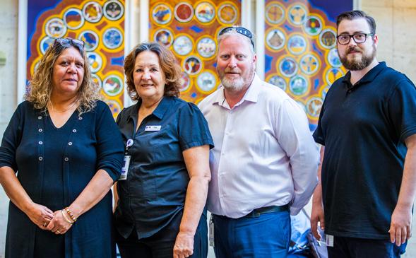 St Vincent's Aboriginal Health Unit