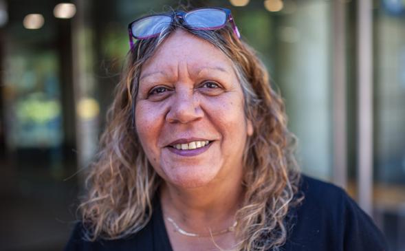 St Vincent's Aboriginal Health Liaison Officer