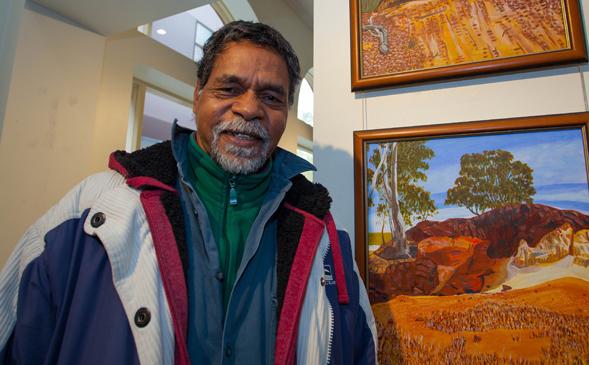 Aboriginal and Torres Strait Islander Acknowledgement
