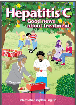 Hepatitis C Story Front Cover Eng