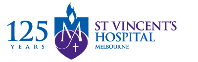 St Vincent's Hospital Melbourne logo