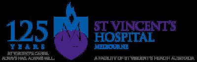 St Vincent's Hospital Melbourne logo